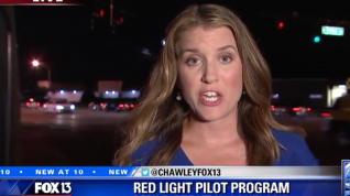 Fox 13 Tampa Bay: Sensors Can Predict Red Light Runners; Delay Green Light for Cross Traffic