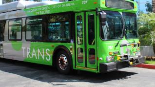 Iteris Selected to Provide Bus Signal Priority System for City of Gardena