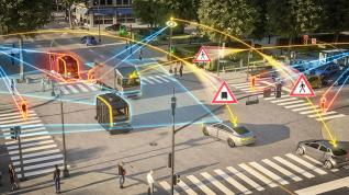 Continental and Iteris Collaborate to Explore Intelligent Infrastructure Technology for Safer, More Efficient Roadways