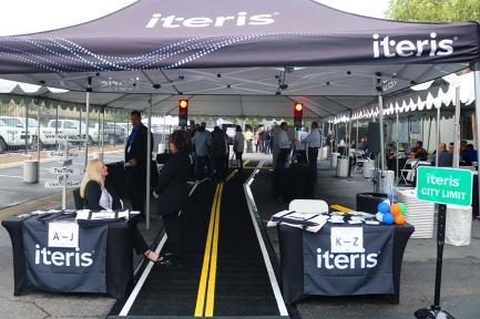 SoCal Transportation Experts Assembled at Iteris Open House Event