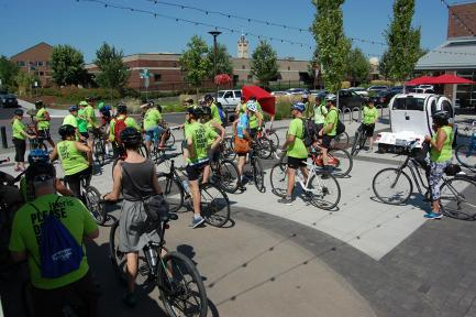 Video Report: Mobility Workshop Explores Bike Transportation