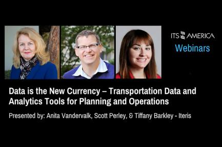 Webinar: Data is the New Currency