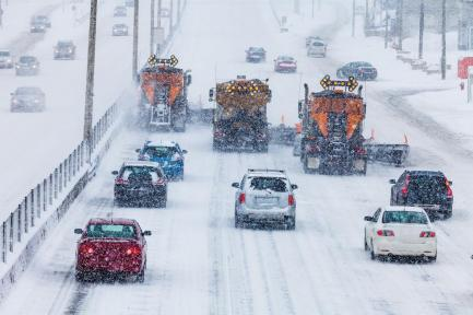 Road Weather Technology Improves the Way the Minnesota Department of Transportation Clears Roads