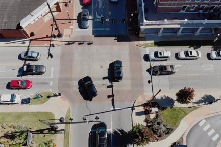 Bentonville: A New Way of Counting Traffic Data