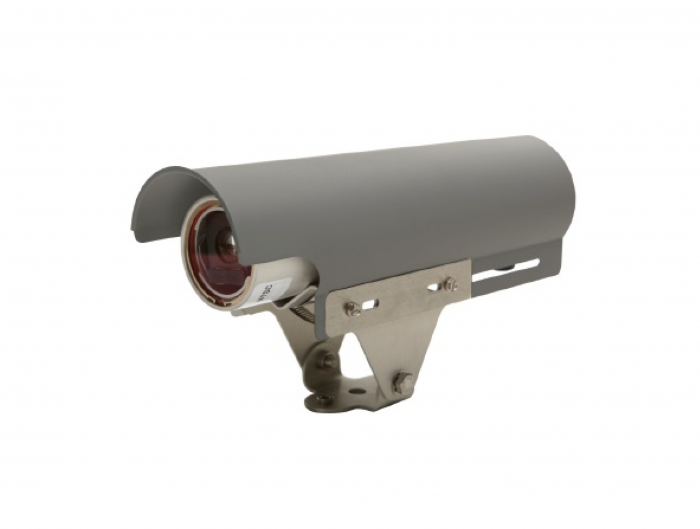 The P-Series detection cameras from Iteris are integrated machine vision processors and cameras.