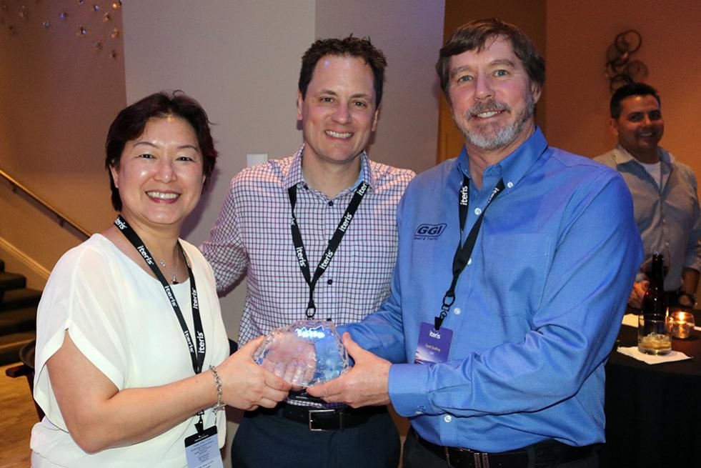 Iteris Distribution Partner Recognized for Channel Expertise