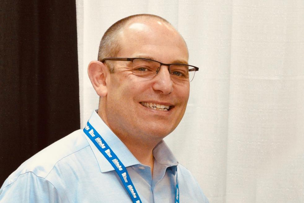 AgWired Interview With Iteris' Joel Lipsitch at InfoAg 2019
