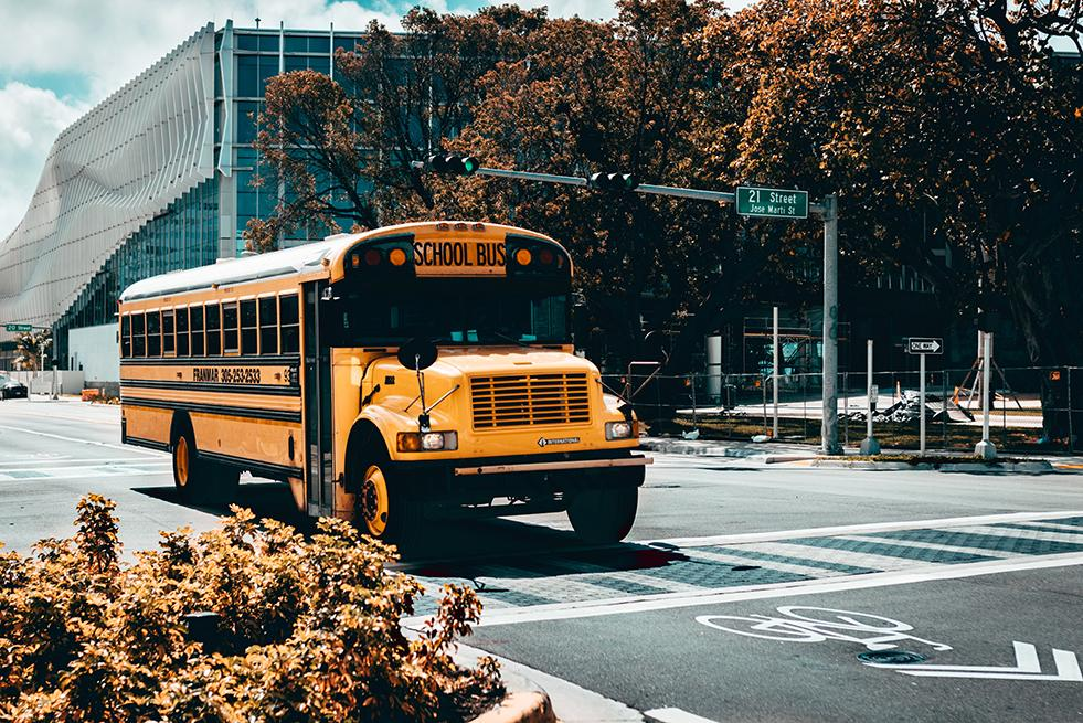Next Week is National School Bus Safety Week