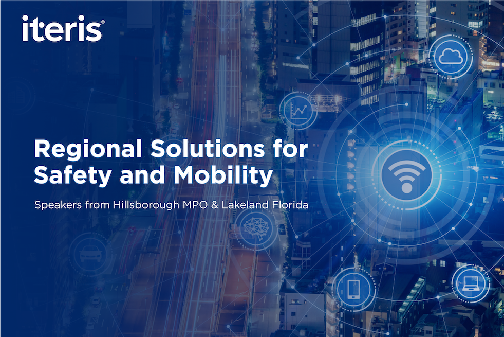 Regional Solutions for Safety and Mobility